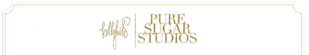 Pure Sugar Studios | based in NE Florida including Jacksonville and St. Augustine | Photography in the SE and worldwide |  Wedding, Engagement and Lifestyle photography based out of Florida logo
